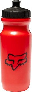 BIDON FOX HEAD BASE WATER RED